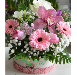 Cutie de primăvară Mihaela